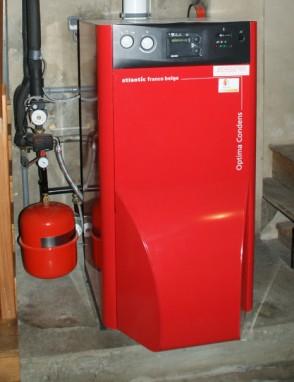 installation dépannage chaudière à fioul par chauffagiste plombier Paris