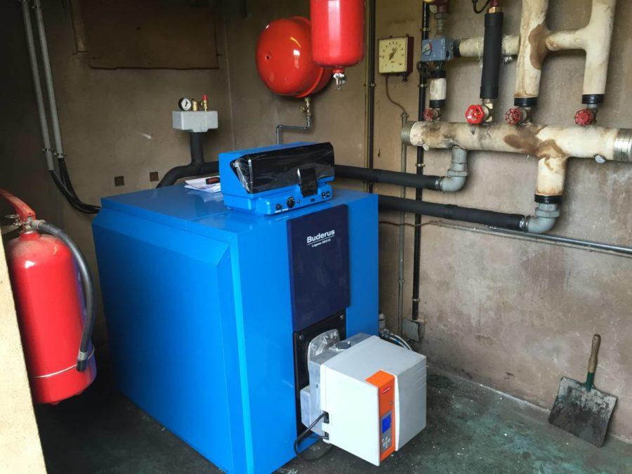 chauffagiste plombier, entretien dépannage chaudière à fioul Paris