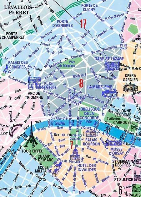 Plan d'intervention Desa plombier Paris 17ème 8ème et 7ème arrondissement 75017 75008 et 75007