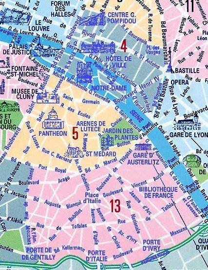 Plan d'intervention Desa plombier Paris 4ème 5ème et 13ème arrondissement 75004 75005 et 75013