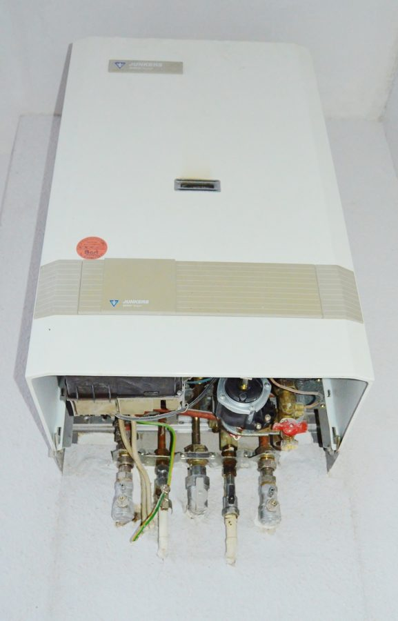 depannage installation chauffe eau gaz plombier paris