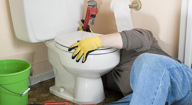 Fuite chasse d'eau wc plombier paris