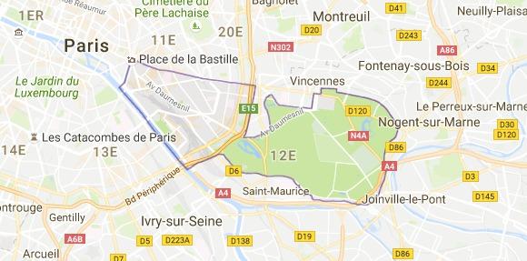plombier chauffagiste Paris 12ème 75012